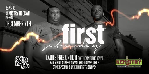 First Saturday Presented by KaNS