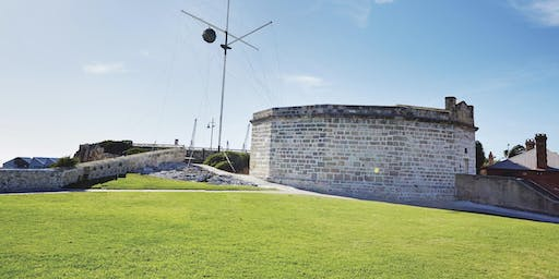 Archaeological Sites - Round House, Fremantle