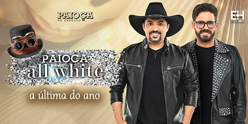Paioça All White  com Edson & Hudson
