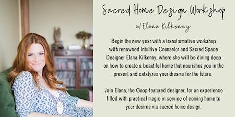 Sacred Home Design  tickets