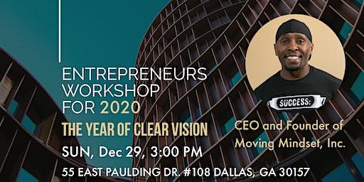 Entrepreneurs Workshop