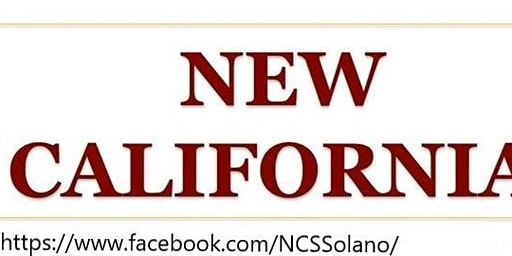New California State Solano County Town Hall Meeting