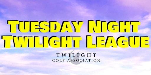 Tuesday Night Twilight League at Pueblo El Mirage Golf Course