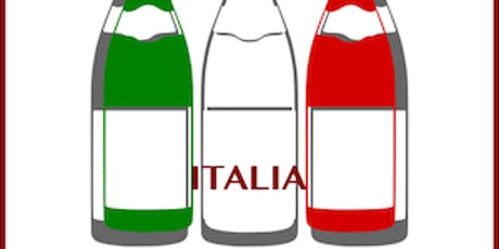 Italian Wine Tasting on the Porch tickets