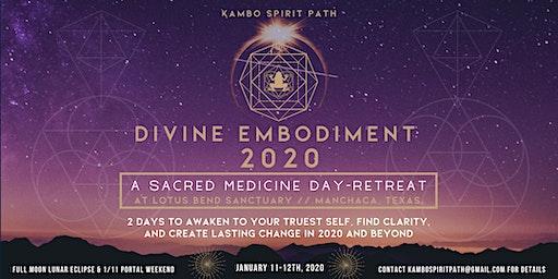Divine Embodiment 2020