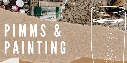 Pimms & Painting Warracknabeal