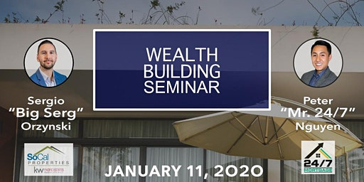 Wealth Building Seminar