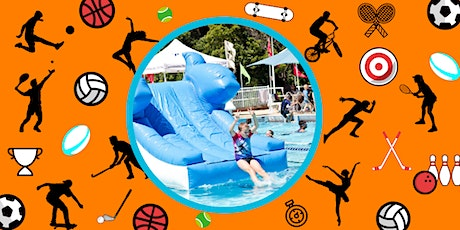 Swim, Splash n' Slide (5 to 12 years) tickets