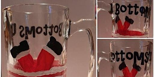 Bottoms Up Paint Night!