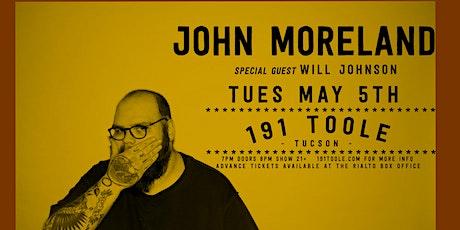 John Moreland @ 191 Toole tickets