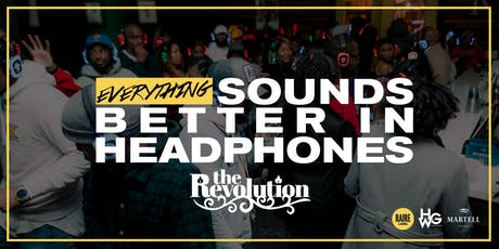 Everything Sounds Better In Headphones tickets