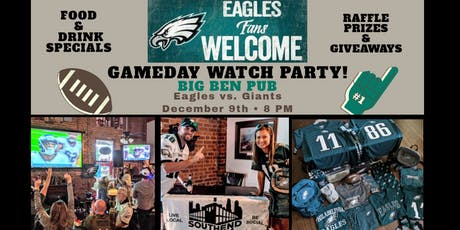 Eagles Watch Party tickets