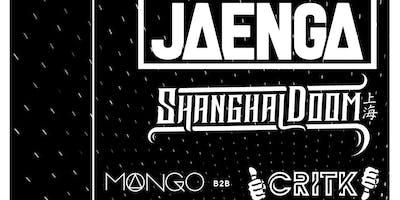 Just Come Presents: Jaenga Shanghai Doom feat Mongo B2B Critk