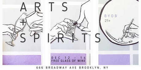 Arts and Spirits (21+) tickets