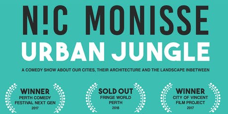Nic Monisse - Urban Jungle (Sydney) tickets
