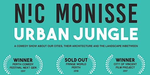 Nic Monisse - Urban Jungle (Sydney)