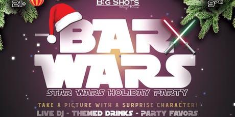 Bar Wars - Star Wars Holiday Party tickets