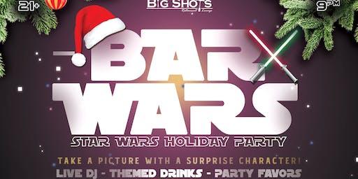 Bar Wars - Star Wars Holiday Party