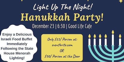 Light Up the Night: Hanukkah Party!