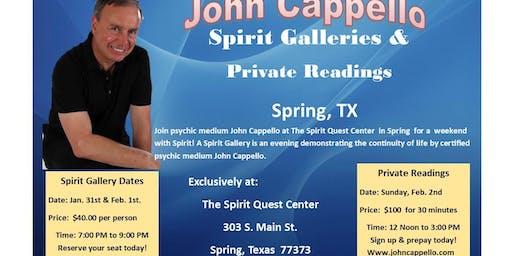 Spirit Galleries in Spring, Texas