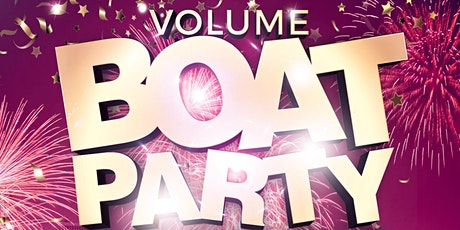 Volume Boat Party Pre New Year Vol18 tickets