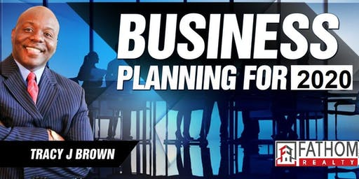 2020 Business Planning for Realtors