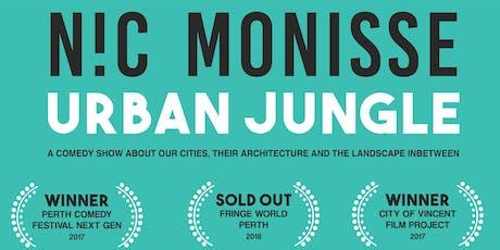 Nic Monisse - Urban Jungle (Melbourne) tickets