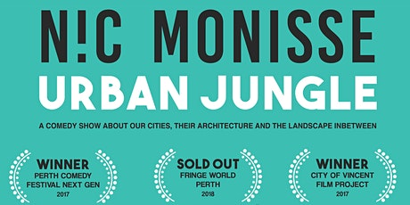 Nic Monisse - Urban Jungle (Melbourne) tickets