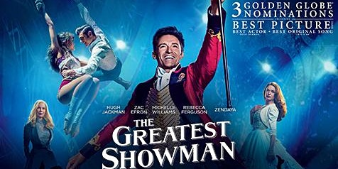 Outdoor Movie Night - The Greatest Showman