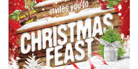 A Christmas Feast - with music, dance, fun and games tickets