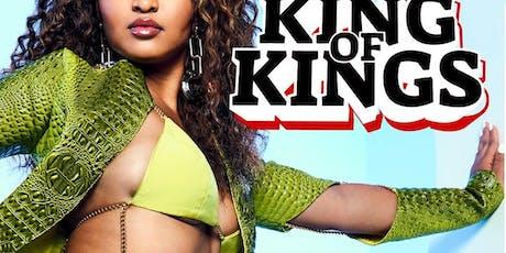 King of Kings reggae sundays 12.22.19 Merry Spliffmas tickets
