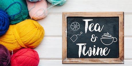 Tea & Twine: Fibre Craft Workshops tickets