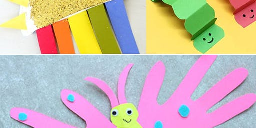 Summer Holidays - ALL Ages Craft-tastic Time