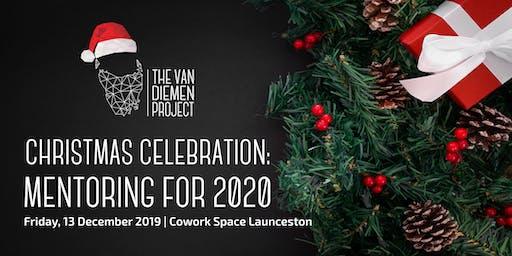Christmas Celebration: Mentoring for 2020