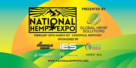 National Hemp Expo tickets