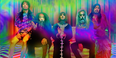 Acid Mothers Temple & The Melting Paraiso U.F.O.  w/  ST 37, Clang Quartet