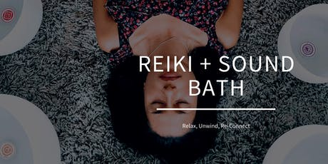 Reiki Sound Bath tickets