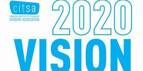 CITSA 2020 VISION O-Week CIT Bruce tickets