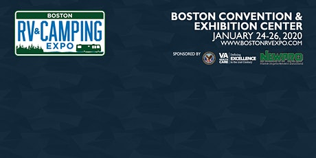 Boston RV & Camping Expo tickets