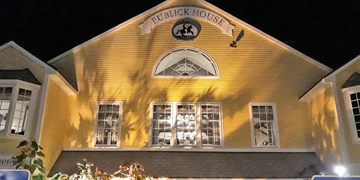 Paranormal Dinner & Investigation At The Publick House Inn Friday, 1-17-20!