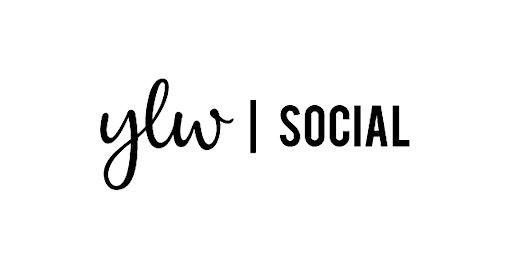 YLW Social | Winter Pop Up Panel