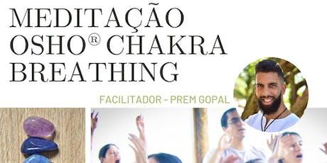 Meditação OSHO® Chakra Breathing ingressos