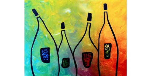 February 8th Sip and Paint Class