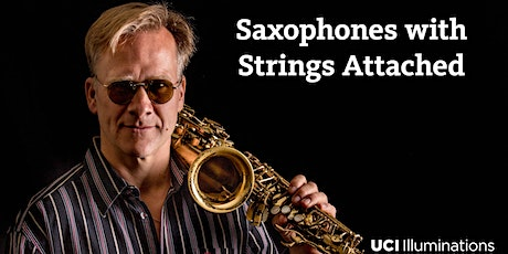 Saxophones with Strings Attached tickets