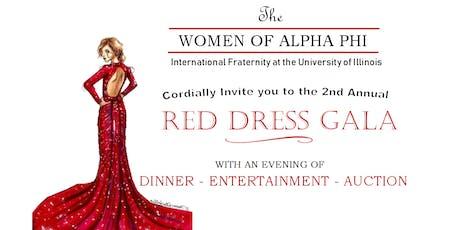 Red Dress Gala tickets