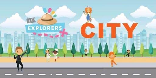 EC Explorers - City!