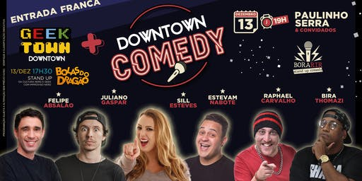 DOWNTOWN COMEDY