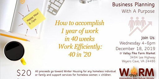 How to accomplish 1 year of work  in 40 weeks .. Work Efficiently:  40in'20
