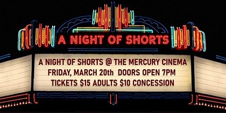 A Night Of Shorts tickets