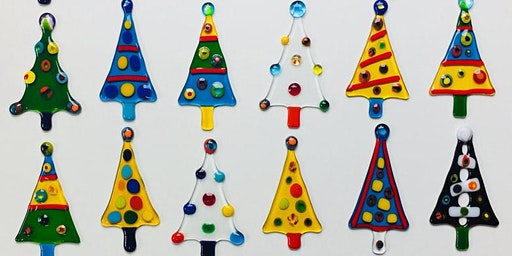 Make Your Own Fused Glass Christmas Tree with Joy Levins